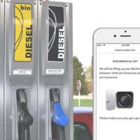 Apps para pedir que te rellenen el depósito del coche: el nuevo negocio emergente en EEUU