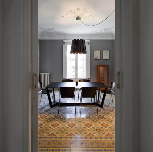 Espectaculares oficinas de molins par s en barcelona for Oficinas de pelayo en barcelona