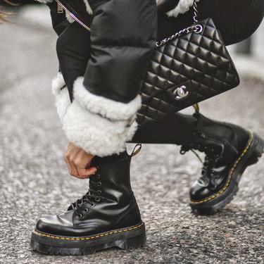 Estas Navidades 2019 vuelve a la década de los 90 y pídele unas botas Dr.Martens a Papá Noel
