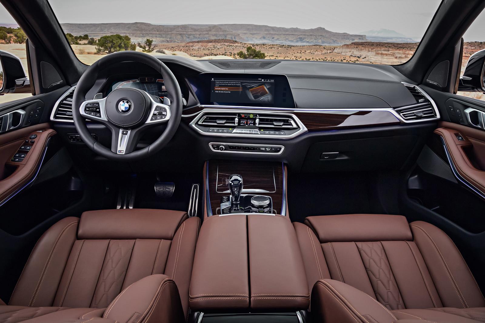 Foto de BMW X5 2018 (37/45)