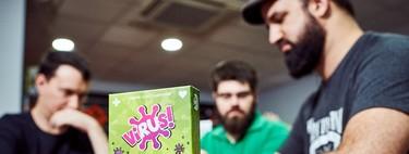 El juego de mesa más vendido de Amazon España fue creado por tres aficionados a los juegos de cartas y es español
