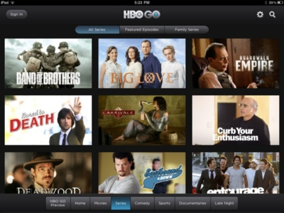 HBO Go podría encontrar su sitio directamente en el Apple TV