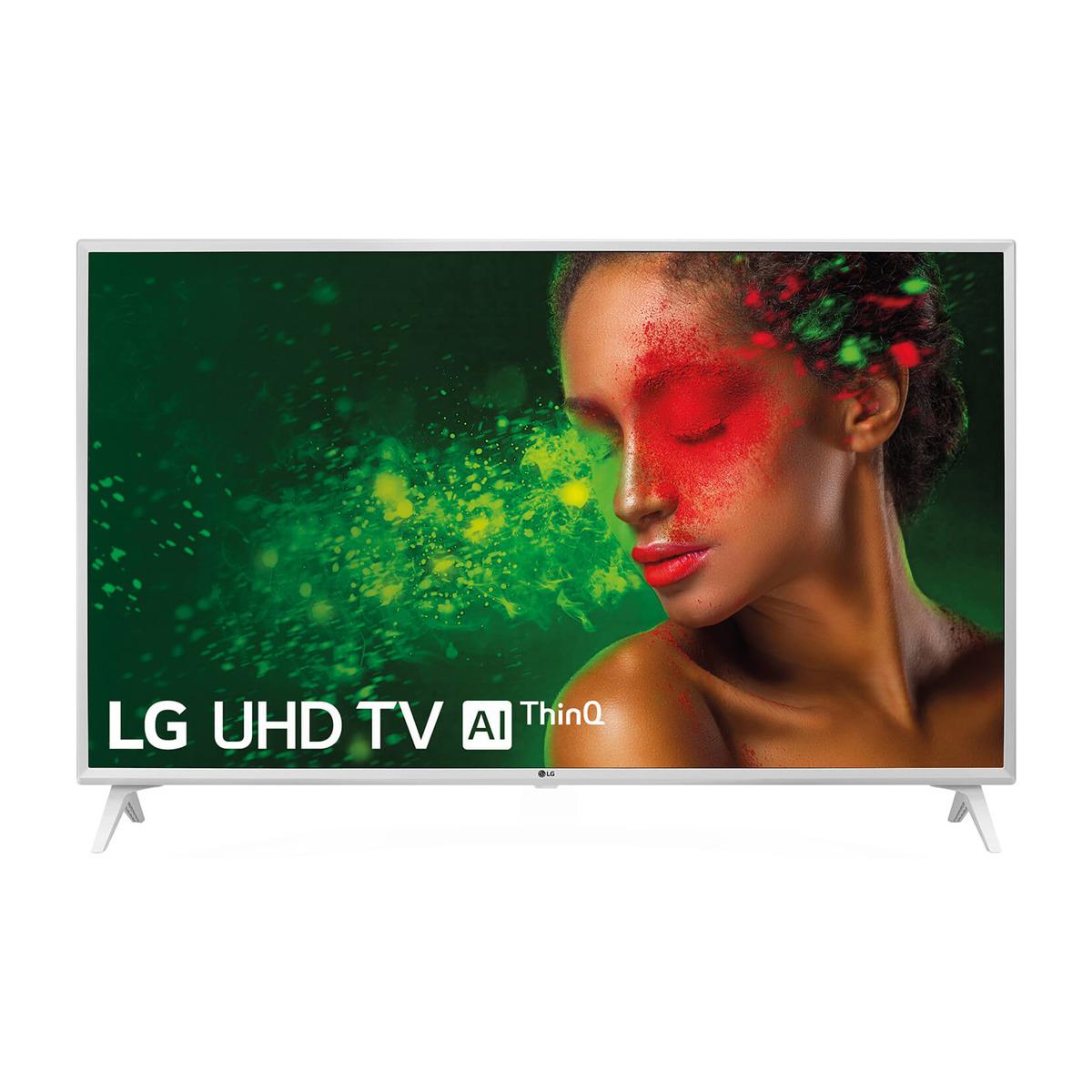 """TV LED 123 cm (49"""") LG 49UM7390 4K HDR Smart TV con Inteligencia Artificial (IA)"""