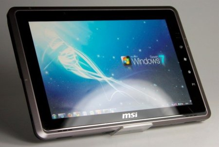 MSI WindPad 110W, el primer tablet con AMD Fusion