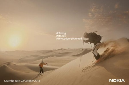 Evento de Nokia para el 22 de octubre, ¿habrá phablet de Nokia?