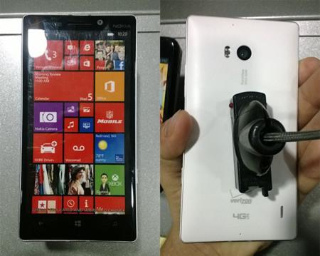 Nokia Lumia 'Icon' aparece haciéndose pasar por otro