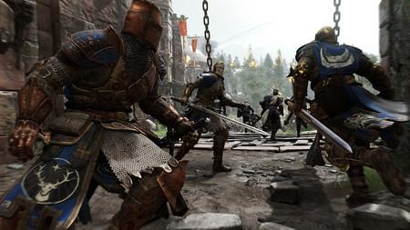 Ubisoft ve una locura que los usuarios de For Honor traten de desbloquear todos los extras que existen