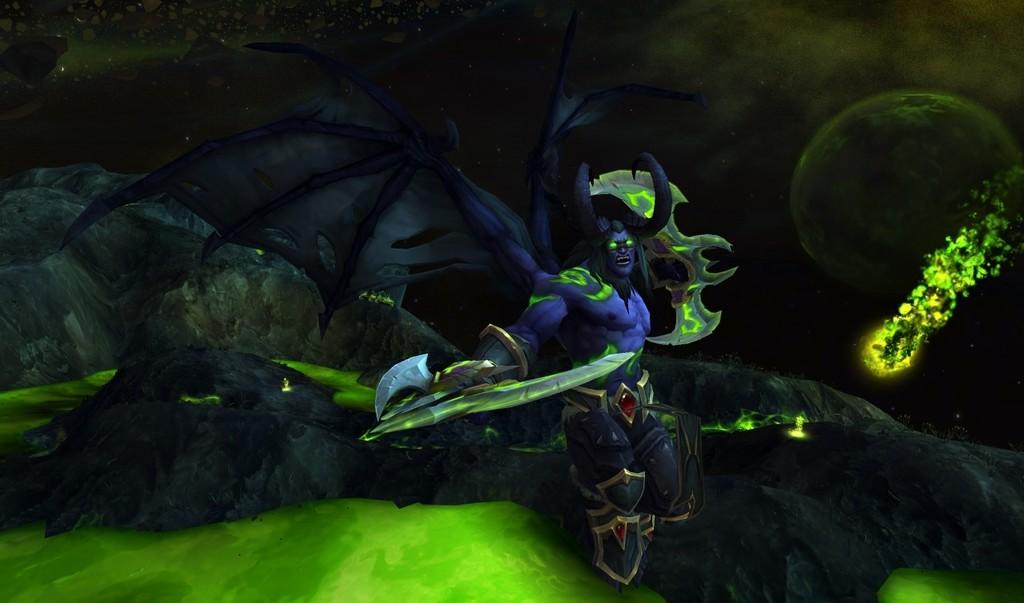 World Of Warcraft Demon Hunter