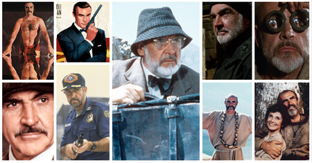 Las 13 mejores películas de Sean Connery