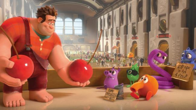 '¡Rompe Ralph!' es la mejor película animada de 2012