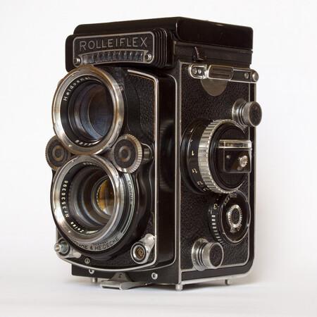Rolleiflex F2 8 F