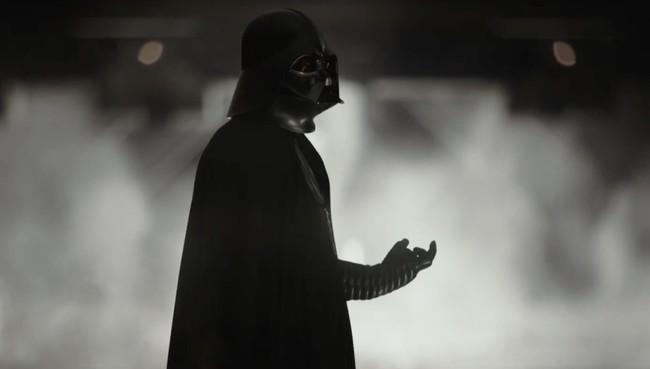 Más acción y más Darth Vader en el nuevo e increíble tráiler de 'Rogue One: A Star Wars Story'