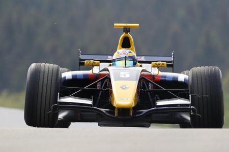 Jean-Eric Vergne vence en la segunda carrera de la Fórmula Renault 3.5 en Spa Francorchamps
