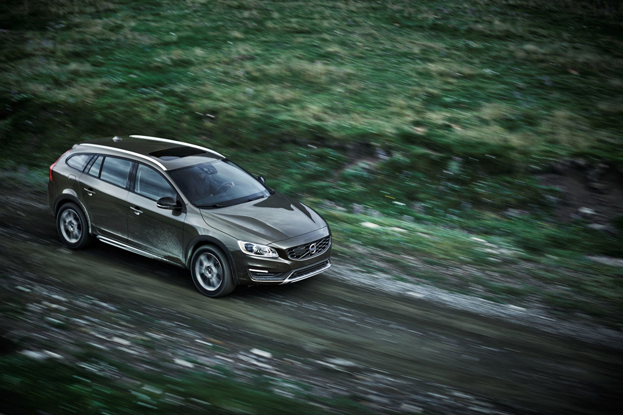 Foto de Volvo V60 Cross Country (5/9)