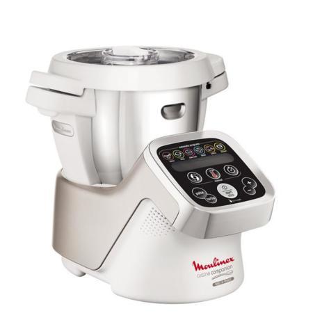 Robots en la cocina la receta algor tmica se cocina mejor - Robot de cocina moulinex carrefour puntos ...