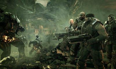 El futuro de 'Gears of War' podría pasar por People can Fly