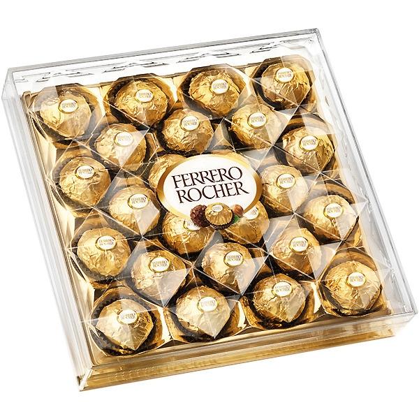 Estuche de Ferrero Rocher