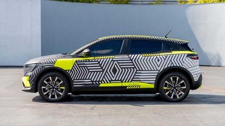 Renault Megane E Tech Electric 1