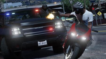 Filtrado en videos el modo de creación de contenido de GTA Online