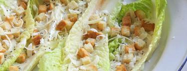 Ensalada César, la receta auténtica de la ensalada más famosa del mundo