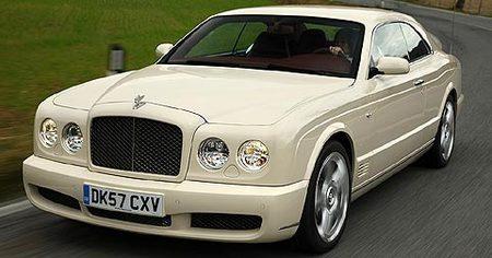 Bentley Brooklands: la combinación entre lo retro y la última tecnología