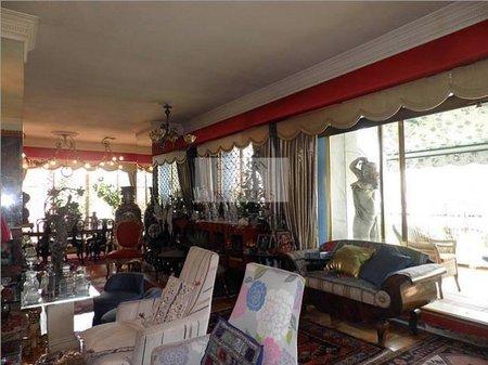 Otra vista del salón de Sara Montiel