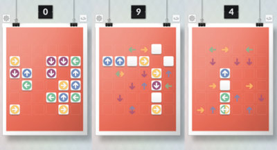 The Next Arrow, combinando flechas para avanzar en este sensacional juego de puzles