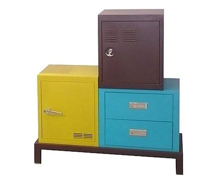 Foto de Muebles de almacenaje de colores (3/5)