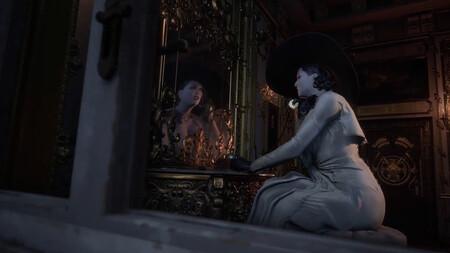 Lady Dimitrescu y su tenebroso castillo se lucen en un nuevo gameplay de Resident Evil: Village para PS4 Pro