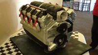 Un motor V-8 que está para chuparse los dedos