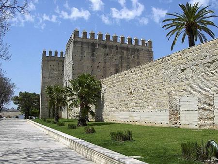 Las murallas de Jeréz