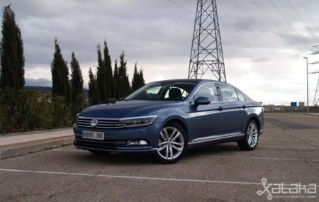 Nuevo Passat 2015: conduciendo una semana rodeado de tecnología
