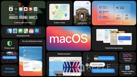 Novedades macOS