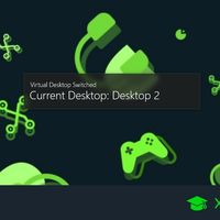 Cómo poner un fondo de pantalla diferente a cada escritorio virtual de Windows 10