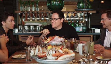 Netflix estrena 'The Chef Show', la nueva y apetitosa serie documental repleta de caras conocidas (incluyendo a varios Vengadores)