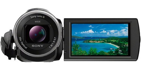 Sony Hdrcx625b Cen