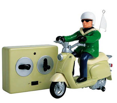 Scooter Mod Radio Control