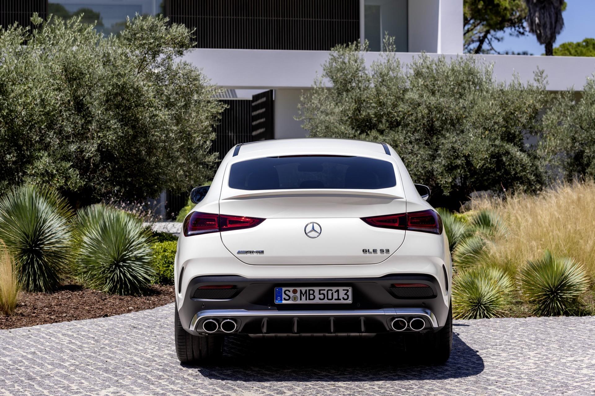 Foto de Mercedes-Benz GLE Coupé 2020 (26/52)
