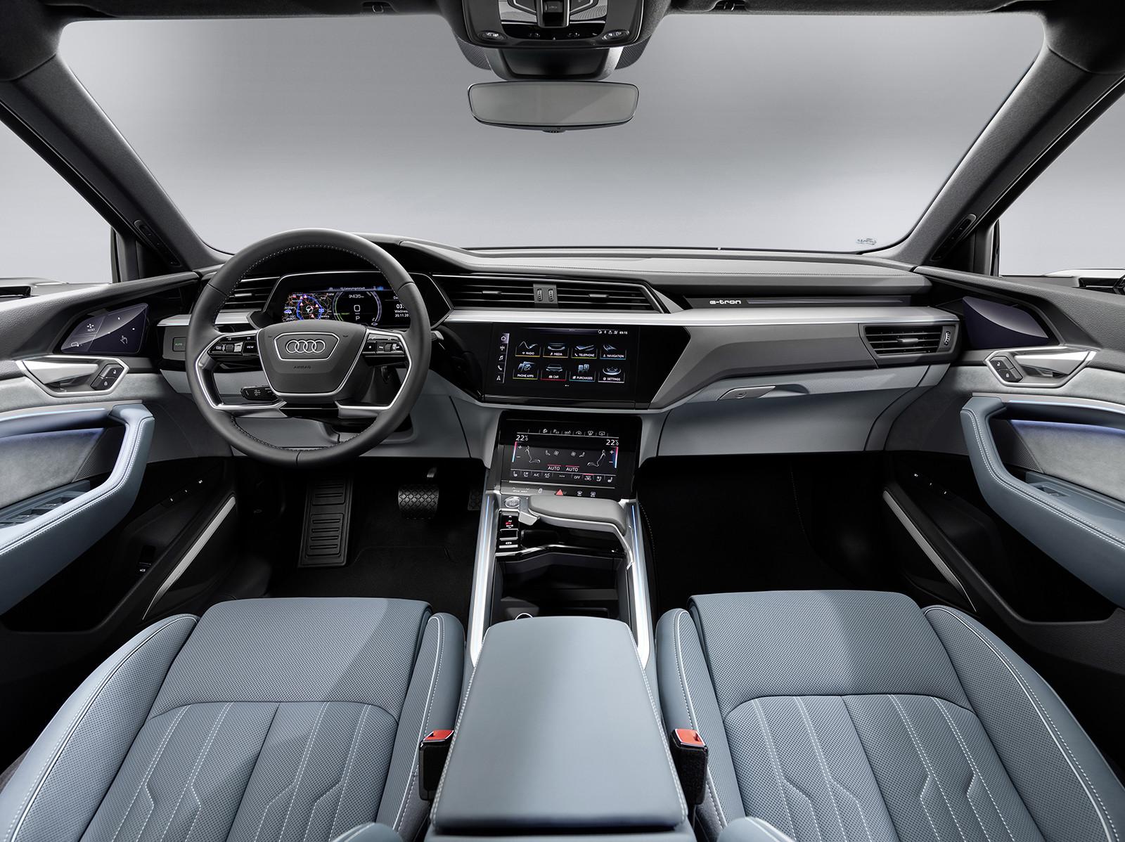 Foto de Audi e-tron Sportback (44/57)