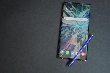 Samsung Galaxy Note 10 Plus Analisis Mexico Desempeno
