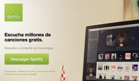 Spotify está preparando una versión web de su servicio