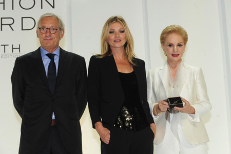 """Carolina Herrera: """"La moda es muy necesaria para tu vida"""""""