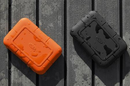 LaCie Rugged SSD, Pro SSD y BOSS SSD: tres nuevas soluciones de almacenamiento para los que buscan resistencia y velocidad