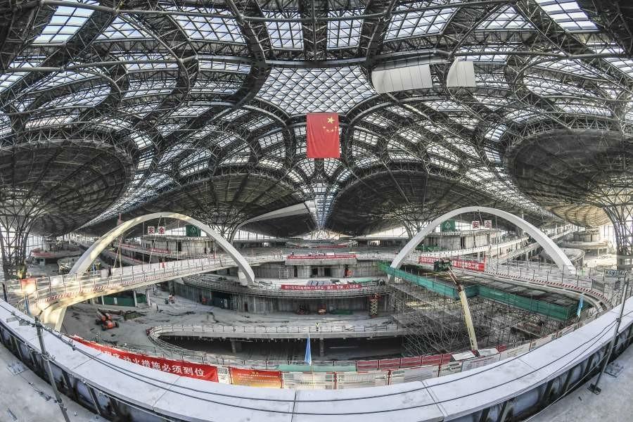 Este será el aeropuerto más grande del mundo