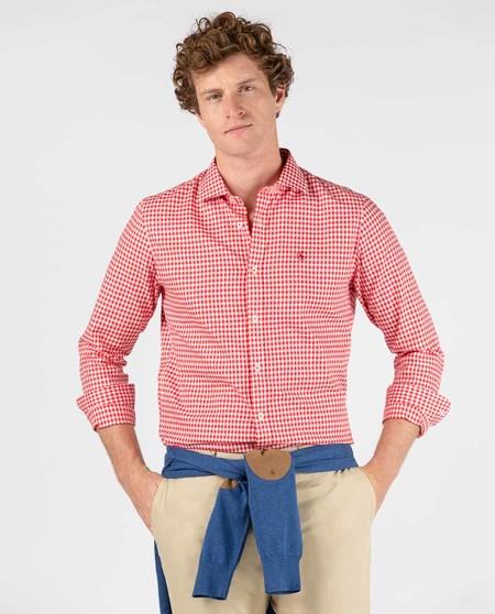 Tres Camisas A Cuadros Vichy Para Sumar Frescura De Verano A Tus Looks Mas Formales