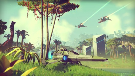 No Man's Sky sigue vivo y lo demostrará esta semana con la actualización Path Finder