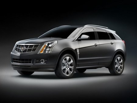 Llamada a revisión para el Cadillac SRX