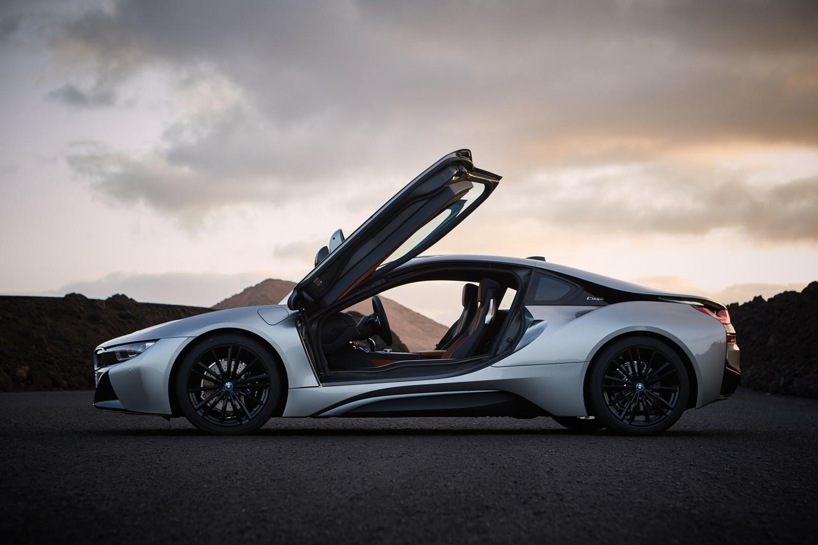 Foto de BMW i8 Roadster (6/22)