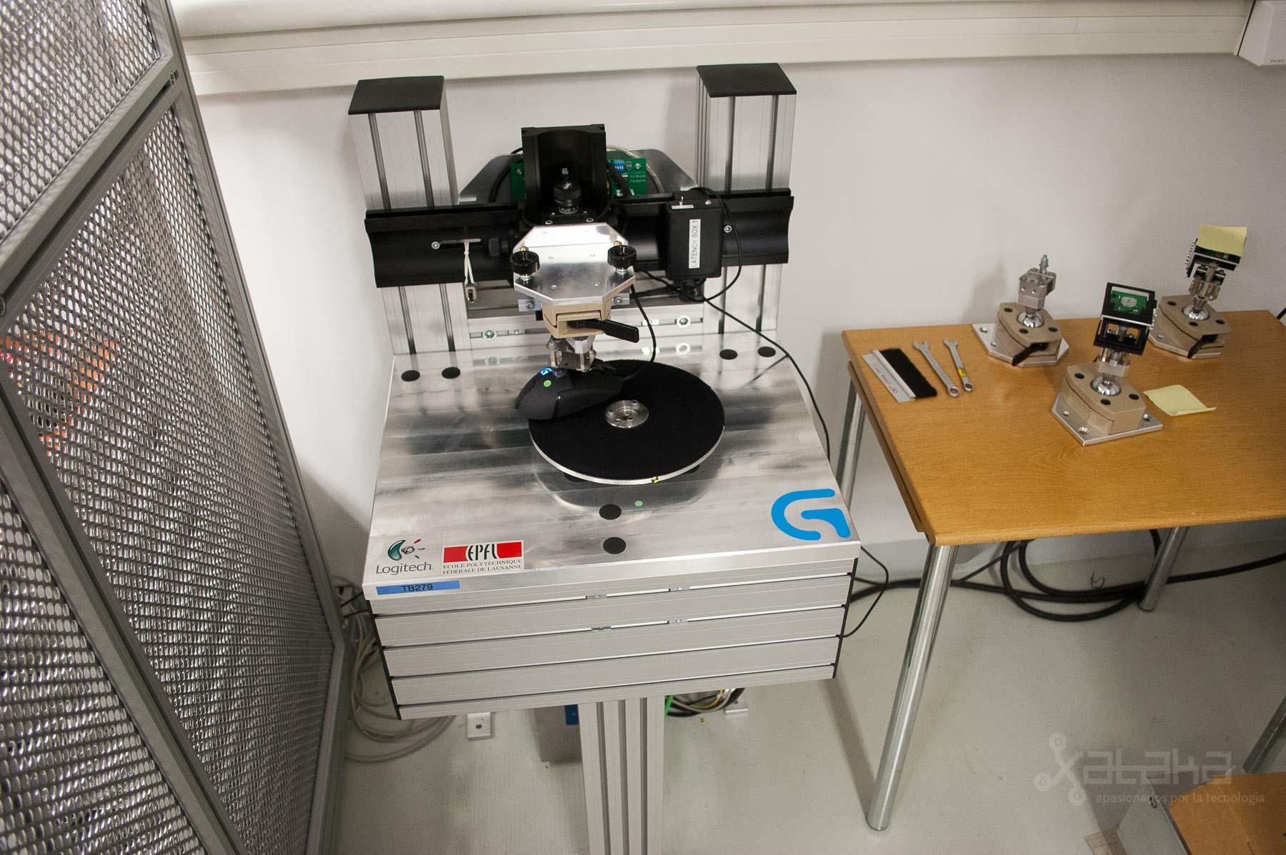 Foto de Logitech Lausanne, visita a sus laboratorios (18/49)