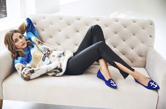 Olivia Palermo Para Pretty Bailarinas
